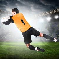 Pixwords L`image avec sport, sports, joueur, boule, le football Sergey Peterman (Sergeypeterman)